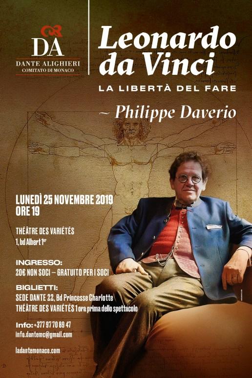 Anche Monte Carlo Ricorda Philippe Daverio