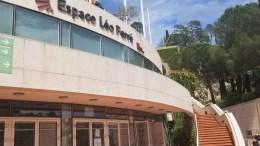 Monaco: Centro Screening per il Covid-19 all'Espace Leo Ferré