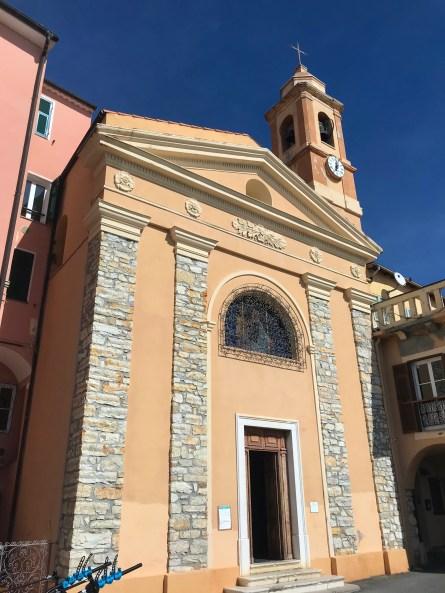 Guardando Italia e Francia dalla Terrazza di Grimaldi; Intervista allo Scrittore Enzo Barnabà