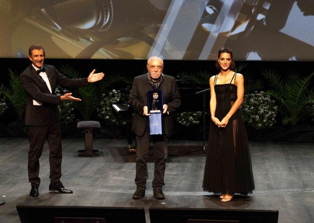 Premiazione del Monte Carlo Film Festival