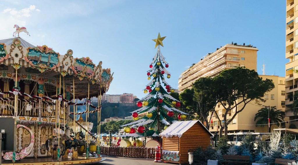 Villaggio Di Natale 2019 a Monte Carlo