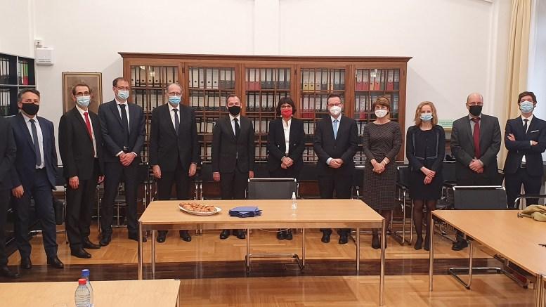 Incontro Tra Principato Di Monaco E Lussemburgo