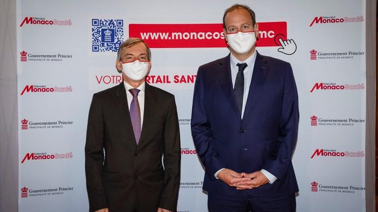Monaco Santé, Presentato il Nuovo Portale Digitale