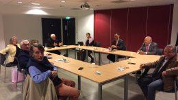 Salone del Libro di Monaco: l'Associazione les Rencontres Littéraires Fabian Boisson Incontra L'Ambasciatore d'Italia Alaimo