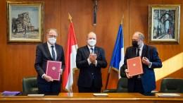 Lotta al Terrorismo: Siglato Accordo Monaco-Francia alla Presenza del Principe Alberto
