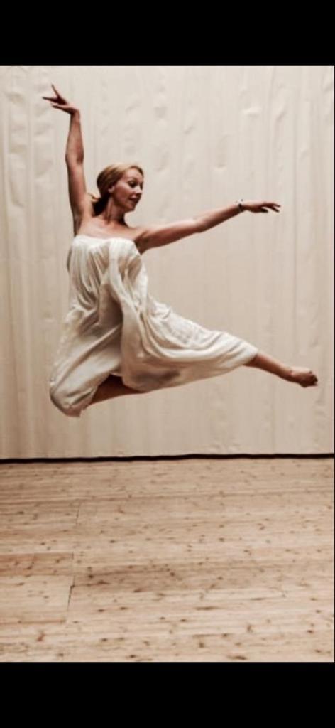 Masha Vorobieva, dalla Russia alla Costa Azzurra Seguendo la Passione per la Danza