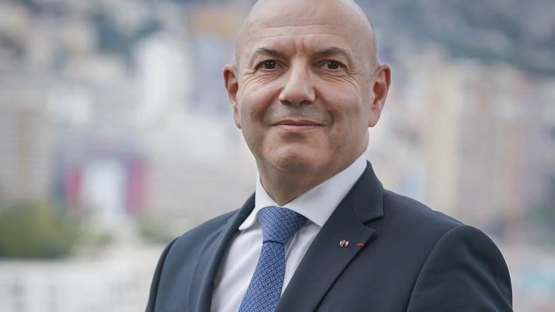 Laurent Anselmi alla 131esima Sessione del Comitato dei Ministri del Consiglio d'Europa
