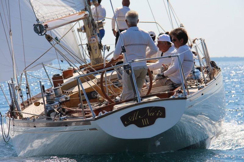 Le Vele d'Epoca nella Laguna di Venezia col Trofeo Principato di Monaco