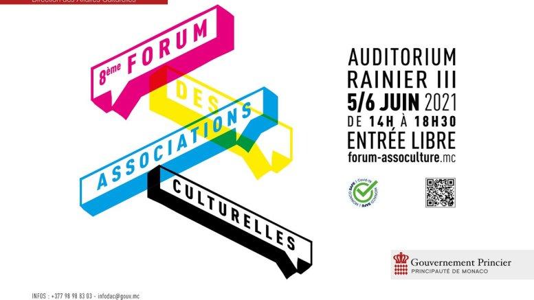 Forum delle Associazioni Culturali Monaco 2021