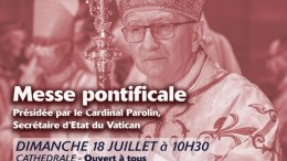 Il Cardinale Pietro Parolin da Oggi nel Principato di Monaco