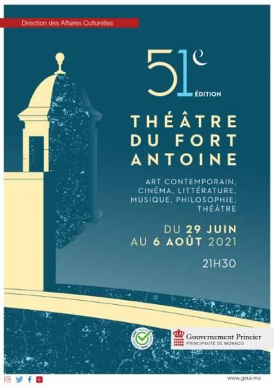 Teatro all'aperto a Monte Carlo