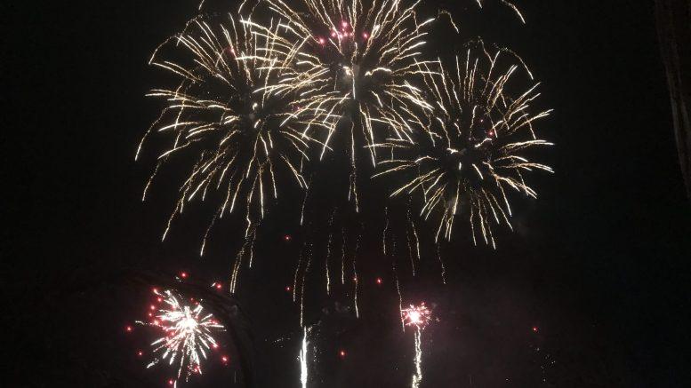 Fuochi d'Artificio, Due Serate sul Porto di Monaco