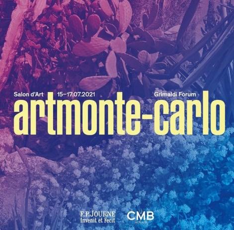 Artmonte-carlo Quinta Edizione al Grimaldi Forum