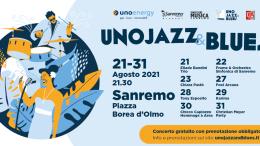 UnoJazz&Blues 2021 a Sanremo