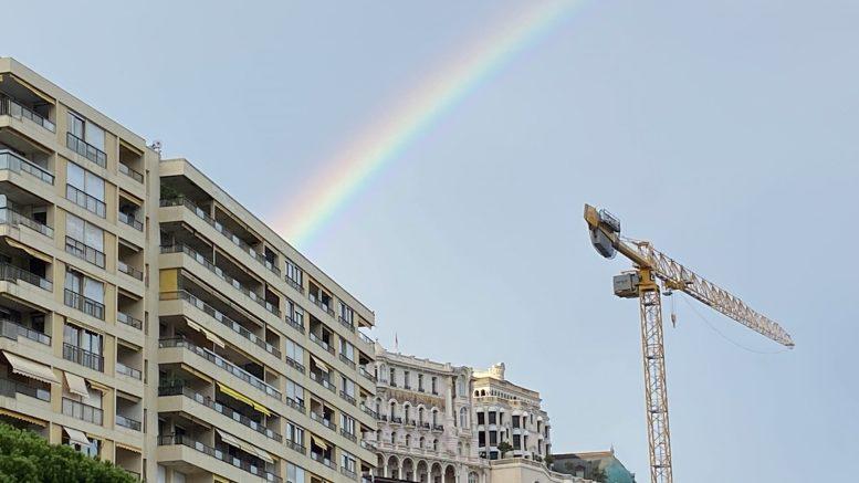 Arcobaleno A Monte Carlo
