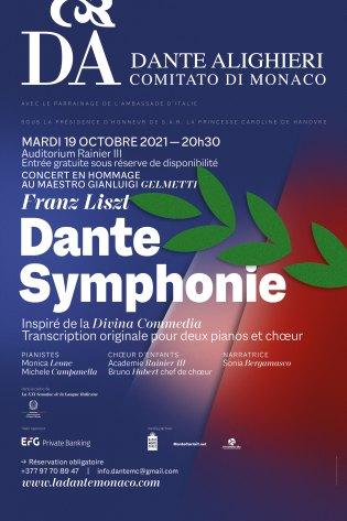 Dante Symphonie Monte Carlo Manifesto