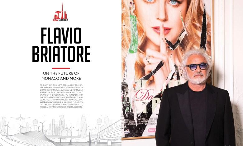 Photo of Flavio Briatore: The Future of Monaco