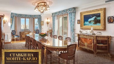 Photo of High stakes on Monte-Carlo: Legendary Casino Founder's Villa