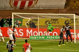 The goal from Lucas Ocampos