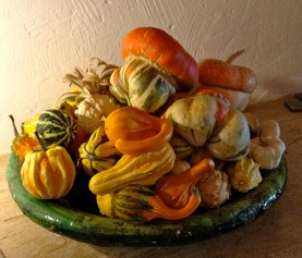 Autumn harvest at La Colombe D'Or @CelinaLafuenteDeLavotha
