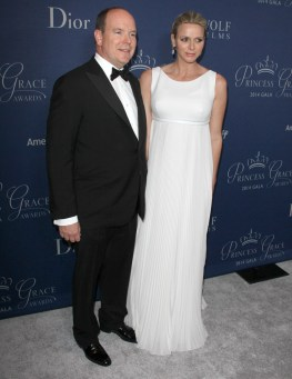 Prince Albert and Princess Charlene - Photo courtesy of WENN