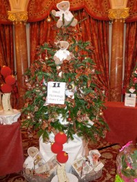 Tree No.11 Hotel Hermitage and Hotel de Paris and under the tree a 2 night stay with breakfast and dinner at each of the two hotels