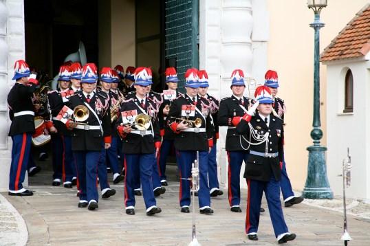The Band of the Carabinieri of the Prince of Monaco @CelinaLafuenteDeLavotha