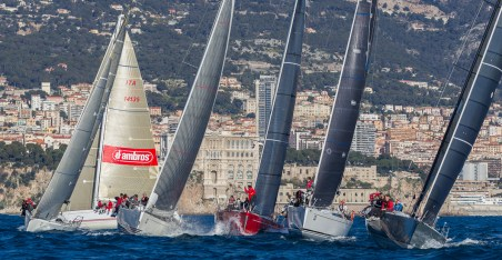 Battling on the sea Primo Cup second Weekend @Carlo Borlenghi