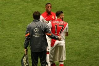 Martial replaced by Ferreira Carrasco @CelinaLafuenteDeLavotha