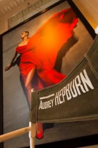 One of the models wearing a Givenchy creation @Mr Skrebeneski