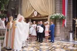 Prince Jacques and Princess Gabriella Baptism May 10,2015@Michel Danino-3