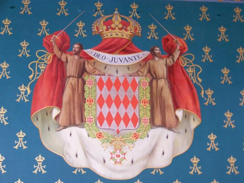 Cote D'Arms Grimaldi Family