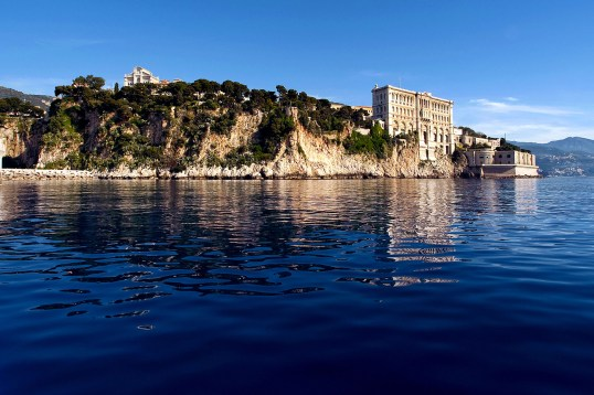 The Monaco Oceanographic Museum @MOM