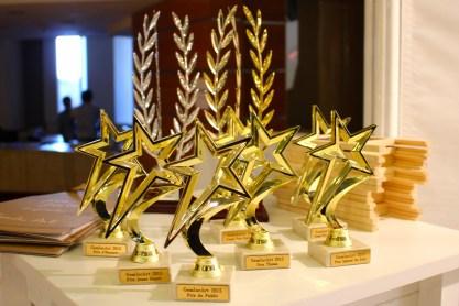 GemlucART awards @CelinaLafuenteDeLavotha