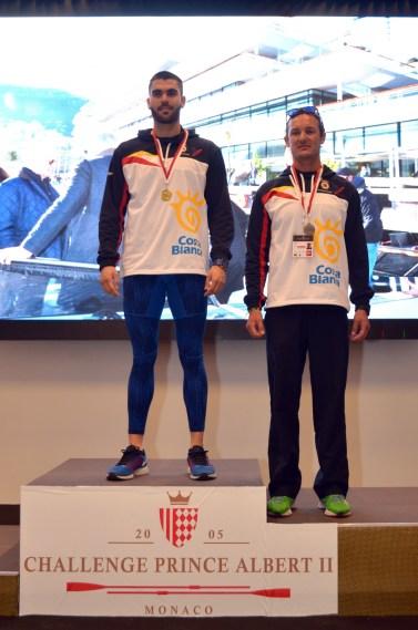 On the podium (1) @Societe Nautique Monaco