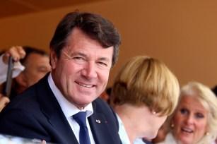 Christian Estrosi, Mayor of Nice, France @CelinaLafuenteDeLavotha