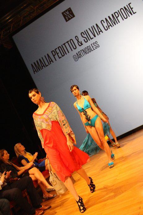 Amalia Peditto and Silvia Campione - Artnobless MCFW2016@CelinaLafuenteDeLavotha