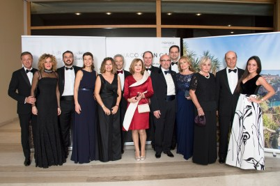 Monaco Tourism Office Italian Ambassadors @Stephane Danna/Realis