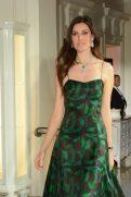 Akris dress with Piaget Jewellery copyright ©cotemagazine.com