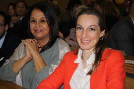 Lilia Parisot and Anne-Barron Chays @CelinaLafuentedeLavotha
