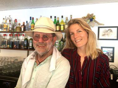 Manu and his daughter Celia @CelinaLafuentedeLavotha