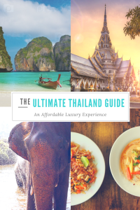 The Ultimate #Thailand Itinerary for Affordable Luxury Travel. www.monacorona.com #KohSamui #ChiangMai #Phuket #KohPhiPhi #Krabi