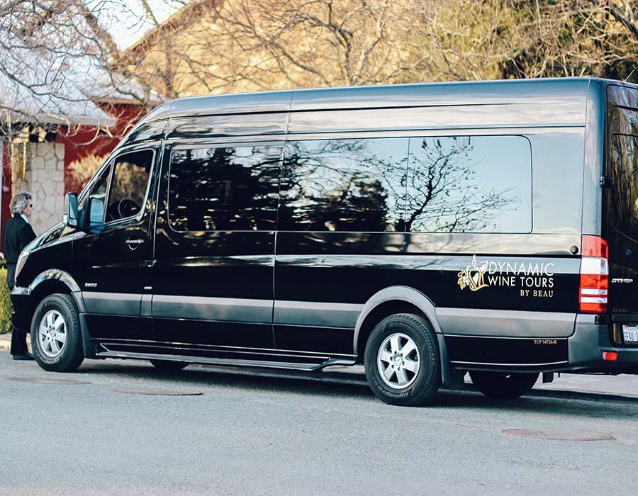 car service Napa Valley