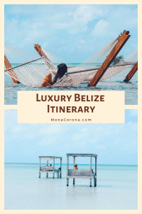Click here to see the ultimate Luxury Belize Itinerary   Read all about the the top things to do in Belize, where to stay in Belize, the best hotels in Belize, and the best restaurants in Belize.   7 Day Belize Itinerary in Ambergris Caye, Caye Caulker, and Hopkins   #belize #centralamerica #ambergriscaye #cayecaulker #hopkins #travel #hotels #restaurants #honeymoon #beach #sanpedro #vacation #islands #resorts #jungle #bluehole #barrierreef #scubadiving #snorkeling #itinerary #ruins #cavetubing