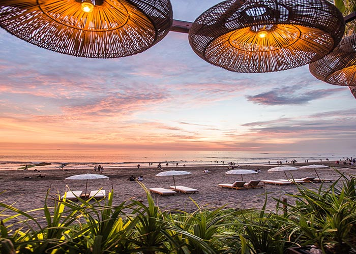 best beaches canggu