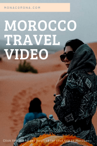 Click the pin to see the ultimate & best Morocco Itinerary and video. This video and 10 day Morocco travel guide will show you all the top places in Morocco, including Marrakech, Fes, Chefchaouen (The Blue City / Blue Pearl), Sahara Desert (Merzouga / Erg Chebbi), Essaouira, Casablanca, the Atlas Mountains & more! Learn all about Morocco's top places to see, the best things to do in Morocco, where to eat in Morocco + the most Instagramable places in Morocco.| #monacoronadotcom #Morocco #travel