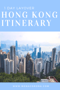 Layover in Hong Kong China in Asia? This Hong Kong Itinerary has everything to do, see, & eat in Hong Kong in 1 day. In less than 24 hours in Hong Kong you'll see all of the Hong Kong top attractions. This Hong Kong guide is all you need for the best things to do in Hong Kong in one day. Highlights such as Victora's Peak, Hong Kong Big Buddha, Kowloon shopping, street markets, and Symphony of Lights are all included in this Hong Kong travel guide. #hongkong #travel #china #itinerary #asia