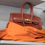 Le Dressing pre-owned Hermes Birkin bag