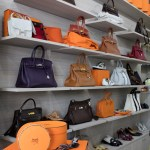 Le Dressing pre-owned H~ermes Birkon and Kelly bags