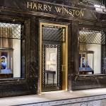 Harry Winston entrance
